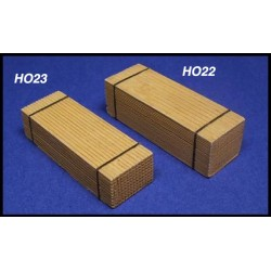 H026 Bundle of wood 6pcs