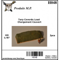 H048 Large tarp covered load 2pcs