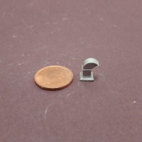 H067 Miniature Roof Vent 9 pcs HO Scale