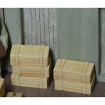 O010 wood crates 12pcs
