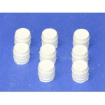 S002 Wood barrels 8pcs