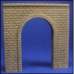 H003 Cut stone tunnel portal